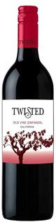Twisted Wine Cellars Zinfandel Old Vine 2014 750ml - Case...